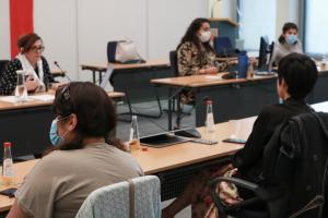 Informationsveranstaltung Ausländerbeiratswahlen 2021 @ Kreistagssitzungssaal